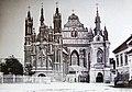Vilnia, Bernardynskaja. Вільня, Бэрнардынская (K. Brandel, 1875).jpg