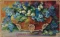 Vintage congratulations floral postcard.jpg