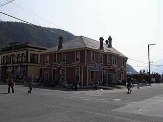Visitor Center on Broadway in Skagway, Alaska.jpg