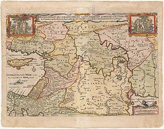 Nicolaes Visscher I - Image: Visscher Die Gelegenheit Des Paradeis 1665 Cornell CUL PJM 2004 01
