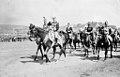 Vittorio Emanuele III a Cavallo durante una Parata Militare.jpg