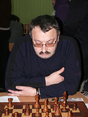 "First-move advantage in chess - ""That extra move's gonna hurt me."" – Vladimir Malaniuk"
