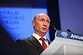 Vladimir Putin at the World Economic Forum Annual Meeting 2009 005.jpg