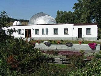 Drebach Observatory - Zeiss-Planetarium and Volkssternwarte Drebach