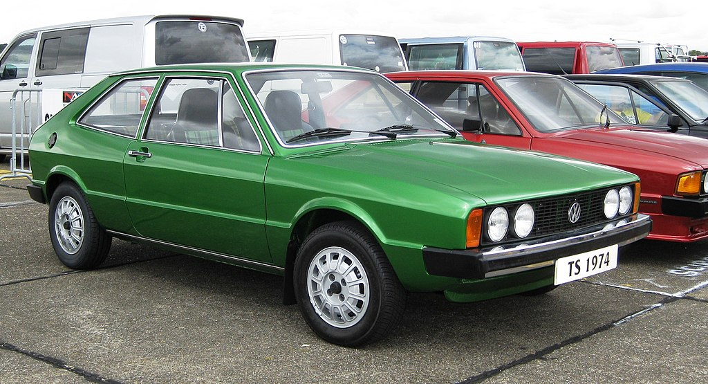 File:Volkswagen Scirocco Mk1 1974 one of the very early ones at North ...