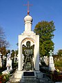 Volodymyr-Volynskyi Volynska-brotherly grave warriors of the Russian army-general view.jpg