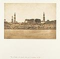 Vue de Girgeh et du littoral enlevé - par l'inondation du Nil MET DP131847.jpg