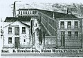 Vulcan Works R Thwaites and Co Thornton Road Bradford lithograph 1858.jpg