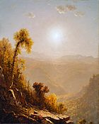 WLA lacma Sanford Robinson Gifford October in the Catskills 1880.jpg