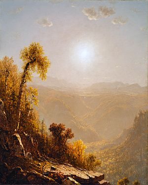 Sanford Robinson Gifford - October in the Catskills.jpg