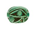 Wadjat-eye Seal Amulet Inscribed for Maatkare, Beloved of Amun MET 27.3.252 top.jpg