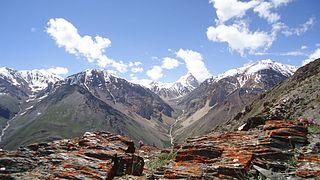 Wakhan District District in Badakhshan, Afghanistan