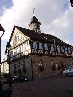 WaldenbuchRathaus