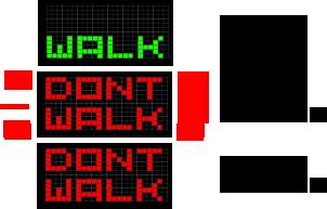 Walklight phases