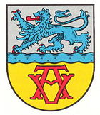 Coat of arms of the local community Ulmet