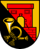 Coat of arms of Unken