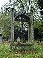 War Memorial, All Saints Church, Fulham - geograph.org.uk - 1038566.jpg