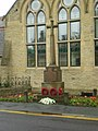 War Memorial, Wilsden - geograph.org.uk - 1592007.jpg