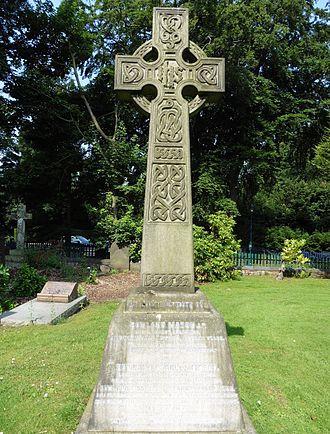 St Bartholomew's Church, Edgbaston - War memorial