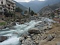Water stream joining with Swat River.jpg