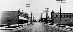 Watts, Los Angeles - Watts in 1912