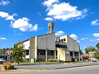 Waynesboro, Tennessee - Wayne County Courthouse