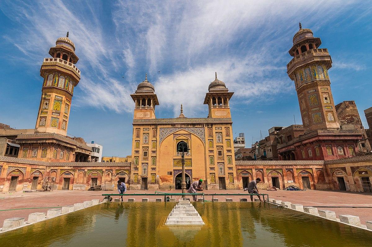 Wazir Khan Mosque - Wikipedia