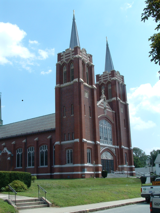 Roman Catholic Diocese of Worcester - St. Joseph Basilica, Webster