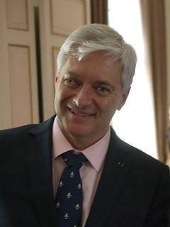 Wegger Christian Strømmen Norwegian diplomat