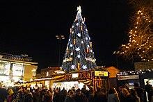 Weihnachtsmarkt Elmshorn.Weihnachtsmarkt Wikipedia