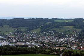 Blick Richtung Ottenberg
