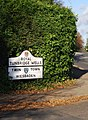 Welcome to Kent - geograph.org.uk - 1518327.jpg