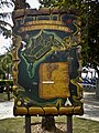 Welcome to Palomino Island sign in Cabezas, Fajardo, Puerto Rico.jpg