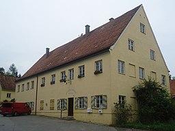 Wellenburg in Augsburg