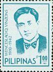 Wenceslao Vinzons 1987 stamp of the Philippines.jpg