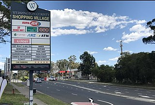 Werrington County, New South Wales Suburb of Sydney, New South Wales, Australia