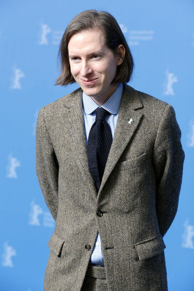 Picture of an author: Wes Anderson