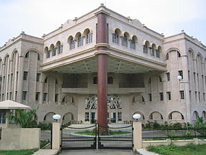 Law school - West Bengal National University of Juridical Sciences, in Kolkata is one of the autonomous law schools in India