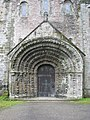 West door of St Germans church - geograph.org.uk - 804042.jpg