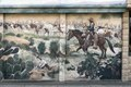 Western mural by Stylle Read on a building in the town of Hico in Hamilton County, Texas LCCN2015630069.tif