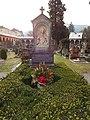 Westfriedhof Innsbruck Nördlicher Teil Grabstätte Canisianum 1.jpg