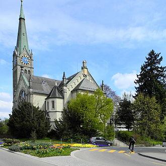 Wetzikon - Protestant Church of Wetzikon
