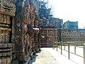 Wheel of the Chariot at the Konark temple.jpg