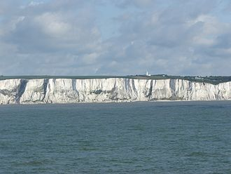 Dunkirk evacuation - The White Cliffs of Dover