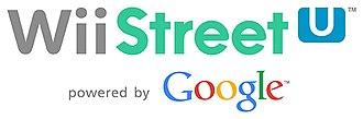 Wii U system software - The Wii Street U logo