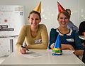 Wikidata Birthday Event Team.jpg