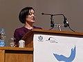 Wikimania 2008 - Closing Ceremony - Sue Gardner - 6.jpg