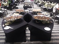 Wikimania 2015-Thursday-Food for hungry Hackathon people (15).jpg