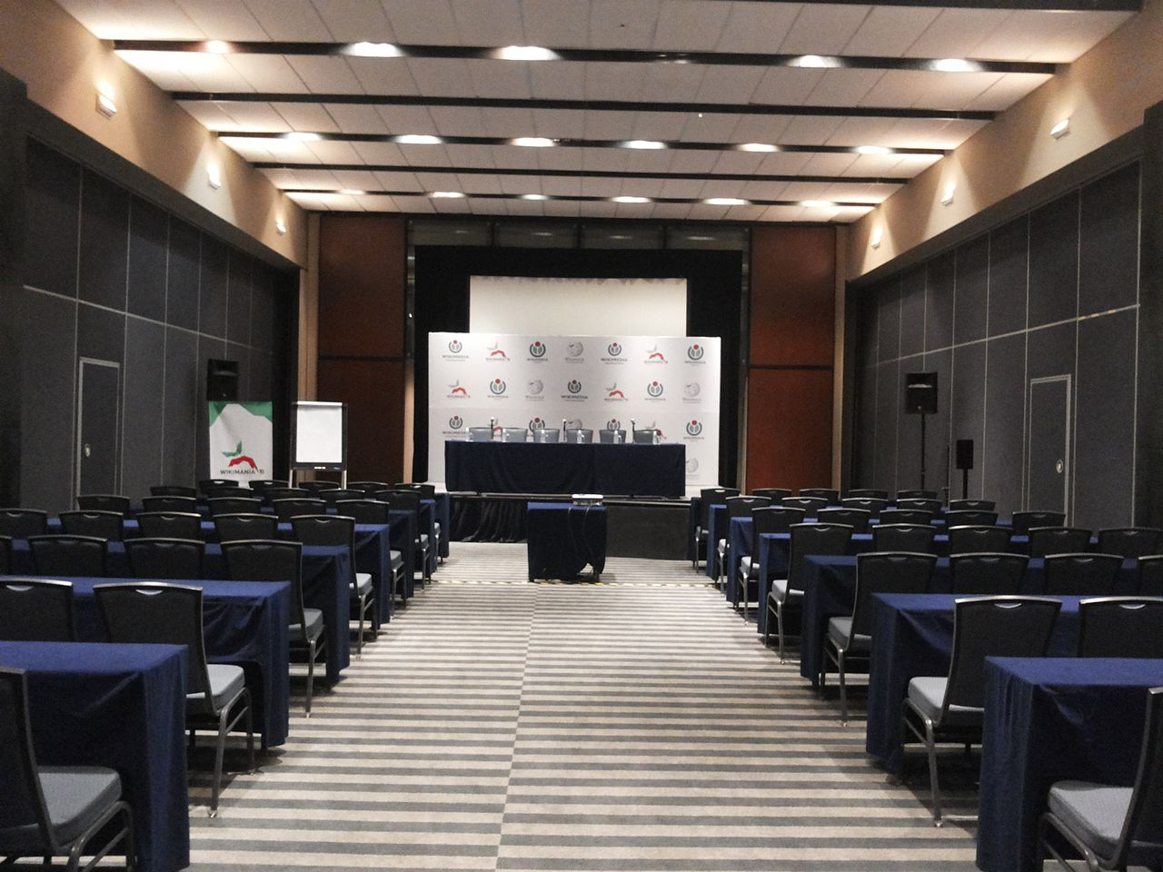 File Wikimania 2015 Thursday Press Conference Room Jpg