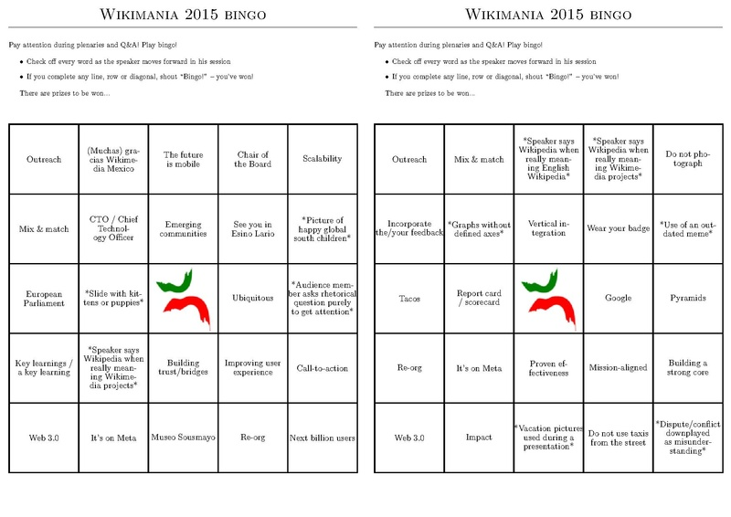File:Wikimania 2015 - Plenaries and Q&A bingo card.pdf